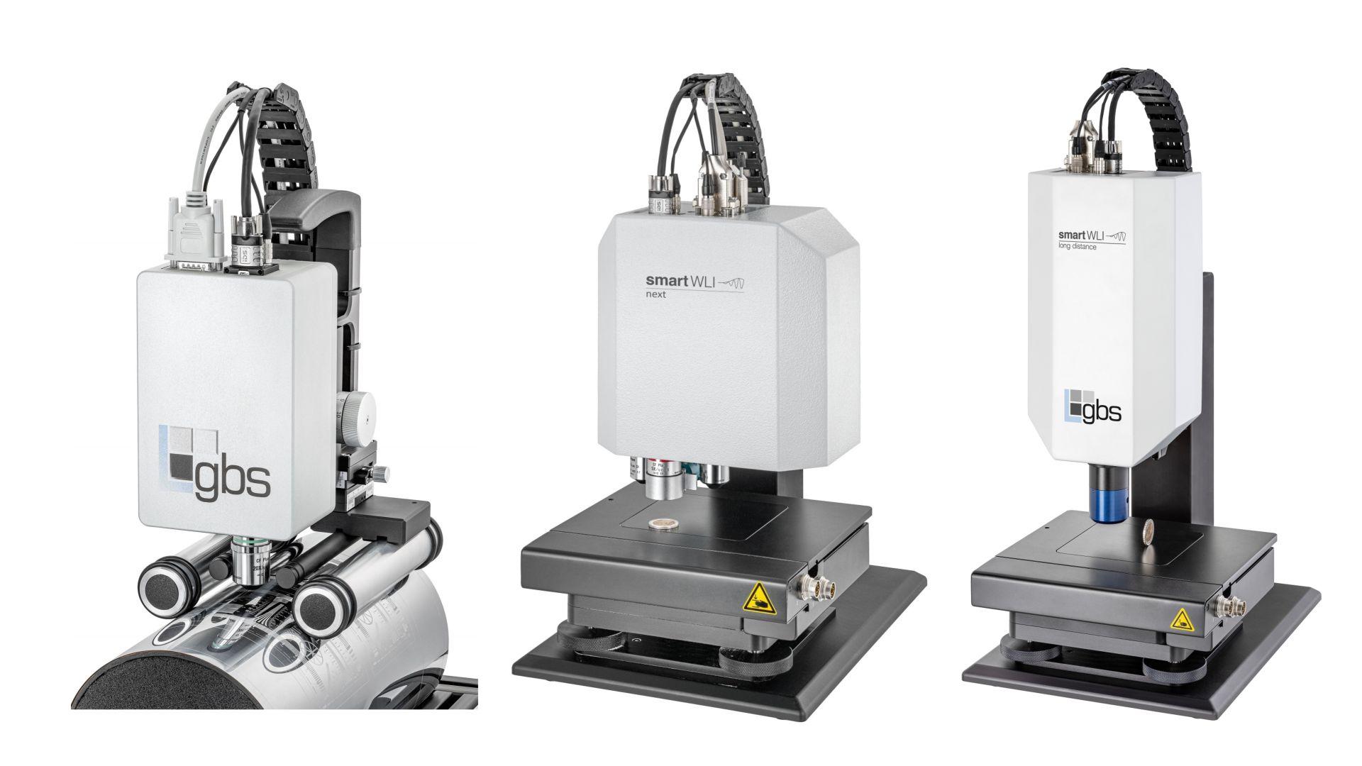 optische 3D Profilometer
